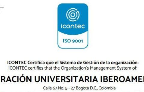La Ibero recibió Certificación de Calidad